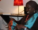 Ken Bugul, escritora senegalesa