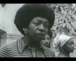 La afroperuana Victoria Santa Cruz fue una gran defensora de la negritud y el orgullo afroamericano de todo el continente.