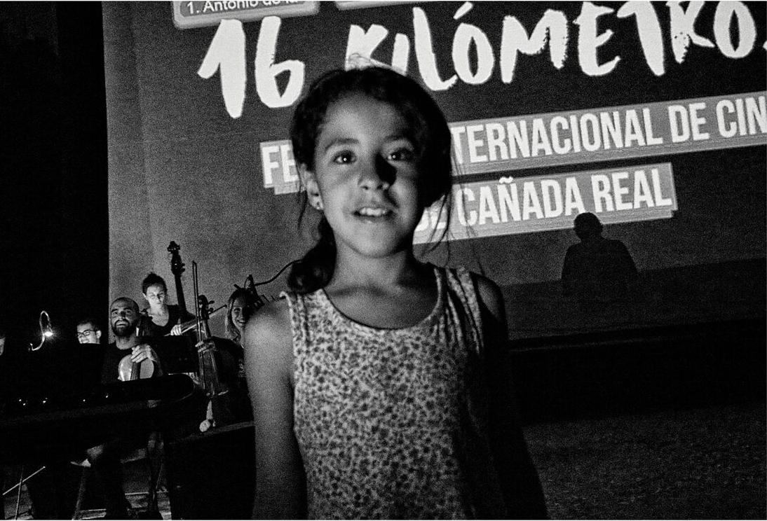 16 kilómetros, Festival de Cine de la Cañada Real