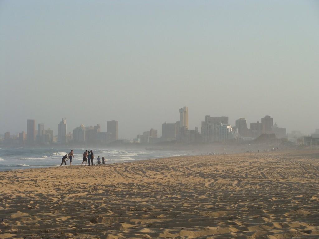 Durban, esencia hindú en la costa de Sudáfrica