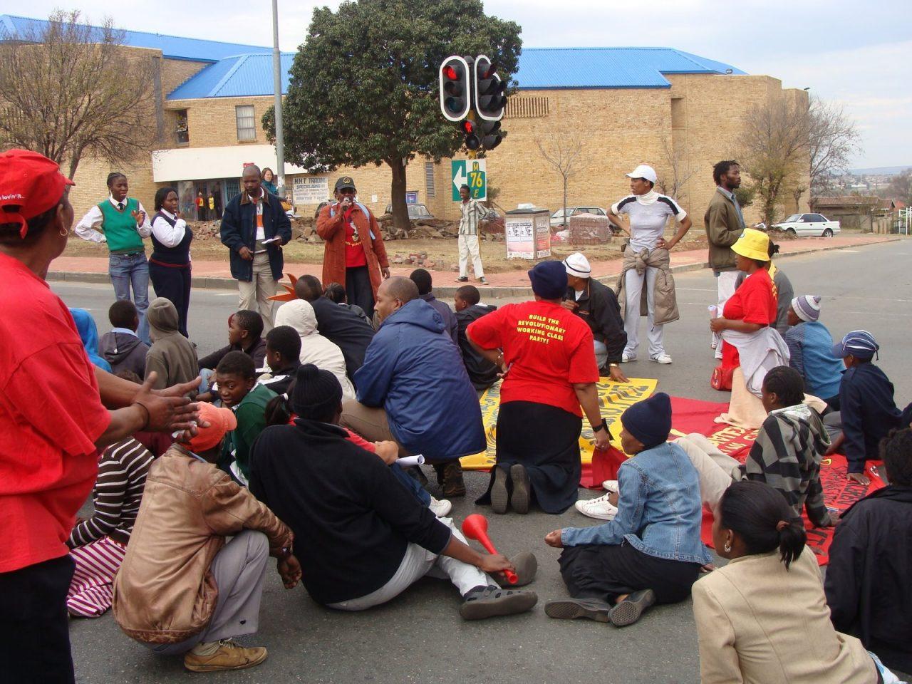 Día de la Juventud en Soweto II
