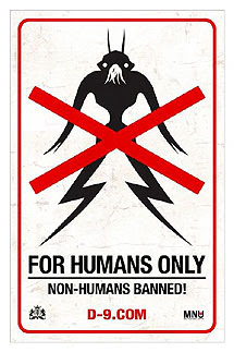 'District 9'. Sólo para humanos