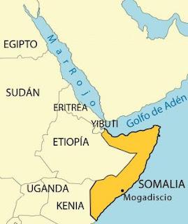 Dudas sobre la piratería en aguas somalíes