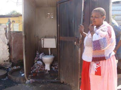 La vida en un township