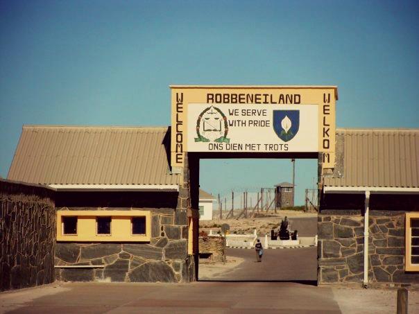 Prisión Robben Island
