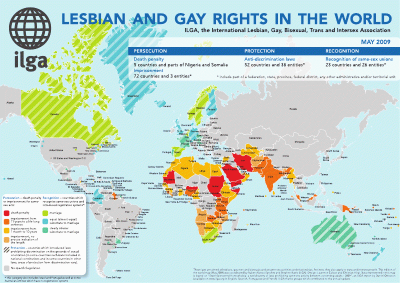 Derechos Humanos y homosexualidad en África