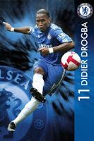 Didier Drogba, futbolista marfileño.
