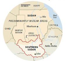 ¿Por qué la Comunidad Internacional apoya el referéndum de Sudán?