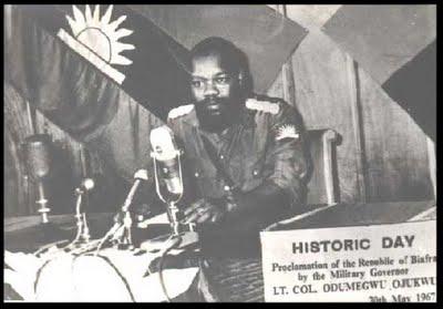 Guerra de Biafra (II). La implicación internacional