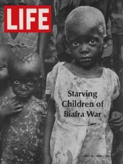 Guerra de Biafra (I). El nacimiento de la 'injerencia humanitaria'