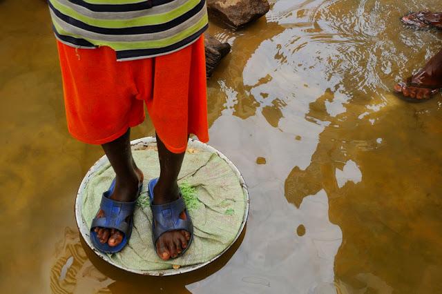 Fotografía en la Bienal de Bamako