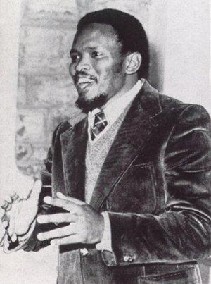 Steve Biko juventud Sudáfrica
