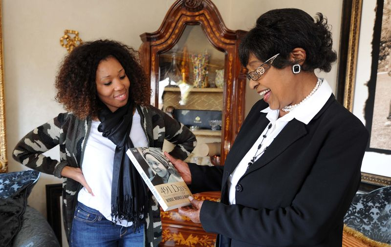 Winnie Mandela, 491 días en prisión