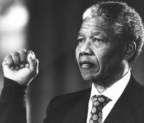 Podcast de Porfinenafrica. ¡Comenzamos con Mandela!