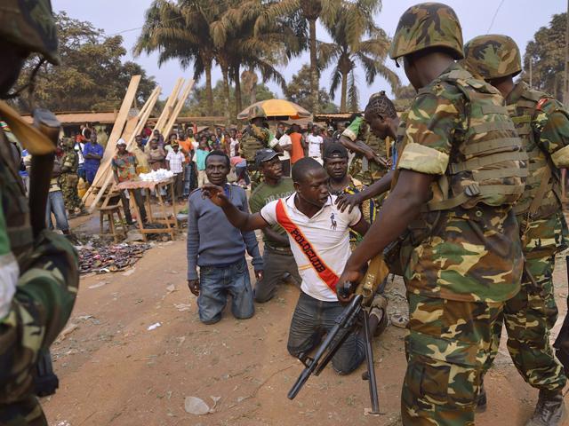 ¿Vamos a tomarnos a República Centroafricana en serio o no?