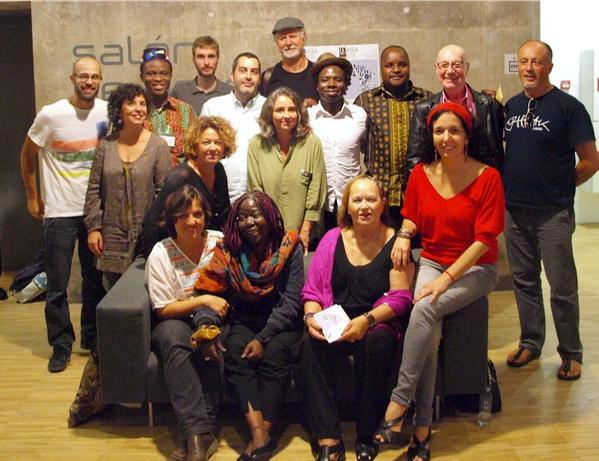El Salón Internacional del Libro Africano sigue adelante