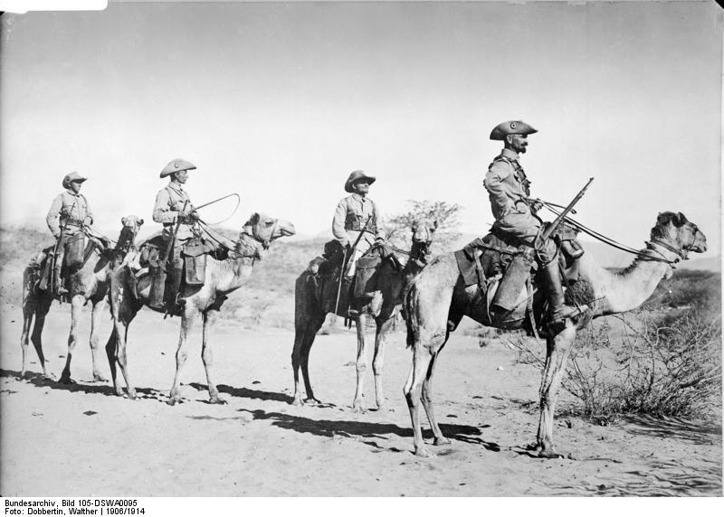 Namibia, ¿El primer genocidio del Siglo XX?