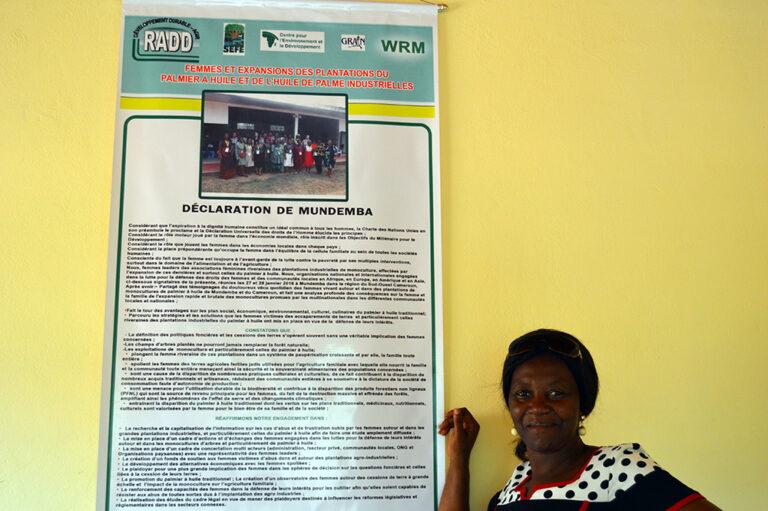 Declaración de Mundemba