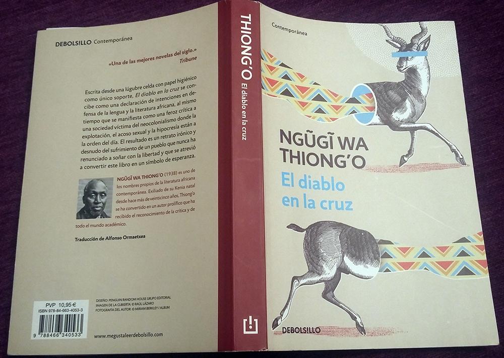 El Diablo en la Cruz, de Ngũgĩ wa Thiong'o