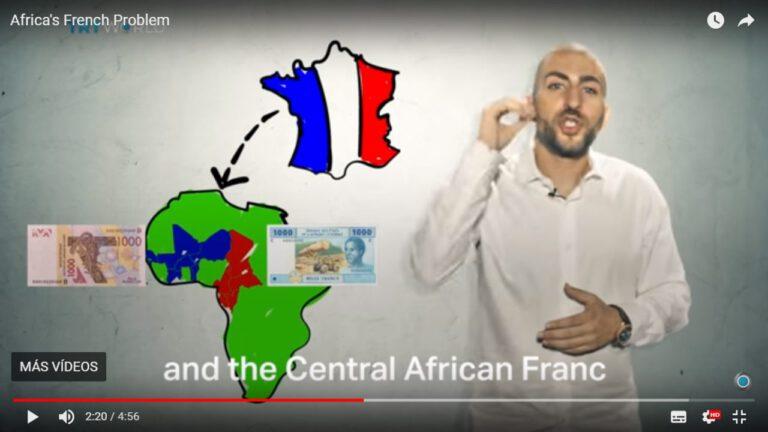 El problema francés de África