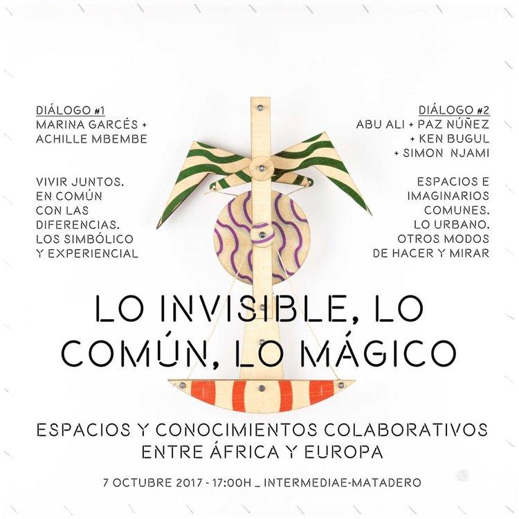Artistas y pensadores africanos y españoles, juntos en Grigri Pixel