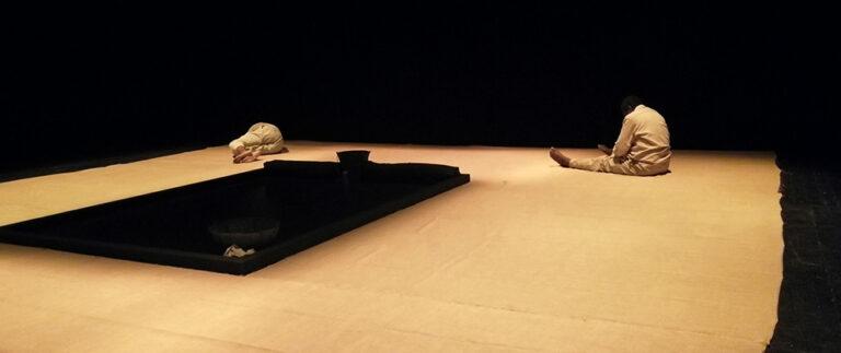 'La Isla', de Athol Fugard, una pequeña joya del Harmatán, festival de cultura nómada africana