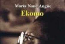 Ekomo, uno de los libros más importantes de la literatura de Guinea Ecuatorial.