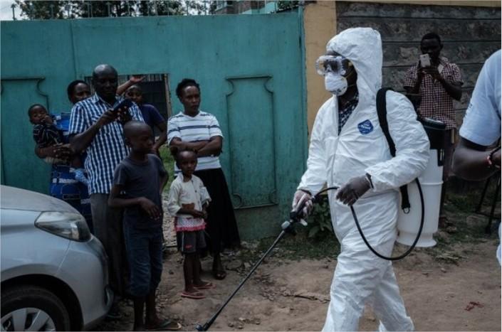 El coronavirus llega a África