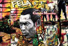"""Portada del disco """"Sorrow, tears and blood"""", publicado por Fela Kuti en 1977 y en el que se incluía la canción titulada 'Mentalidad colonial'."""