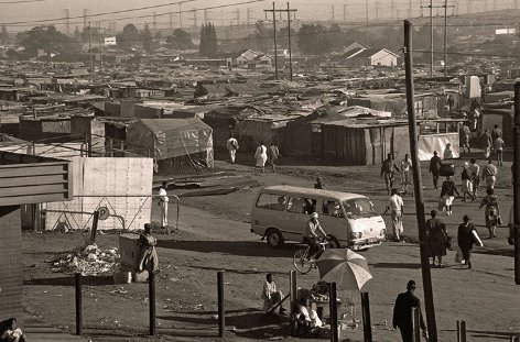 Nelson Mandela (II): la llegada a Johannesburgo