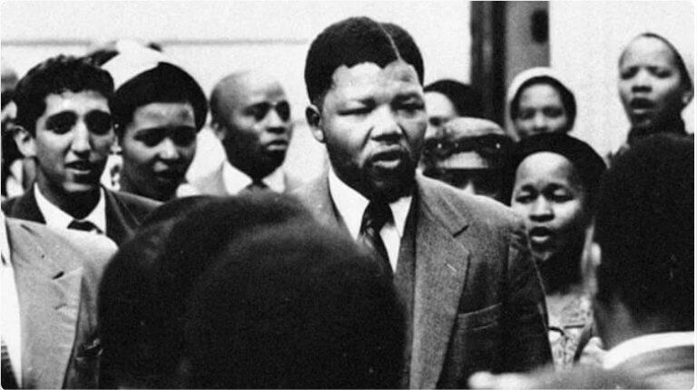 Nelson Mandela (IV): condenado a cadena perpetua