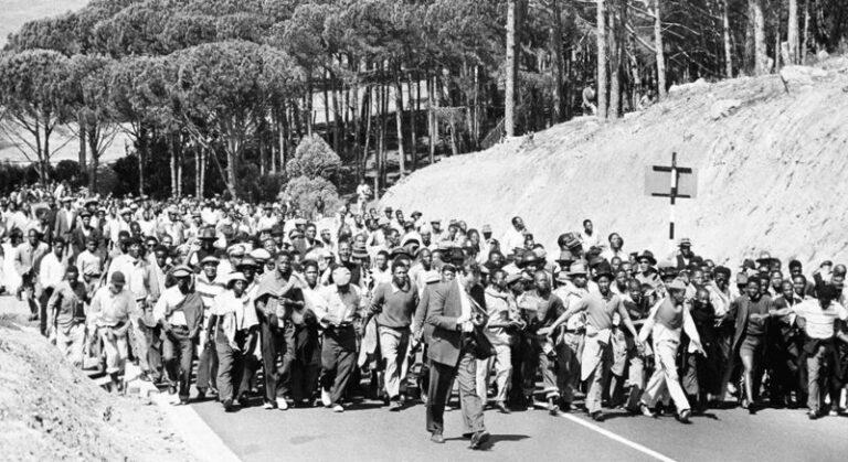 Nelson Mandela (III) y la instauración del Apartheid