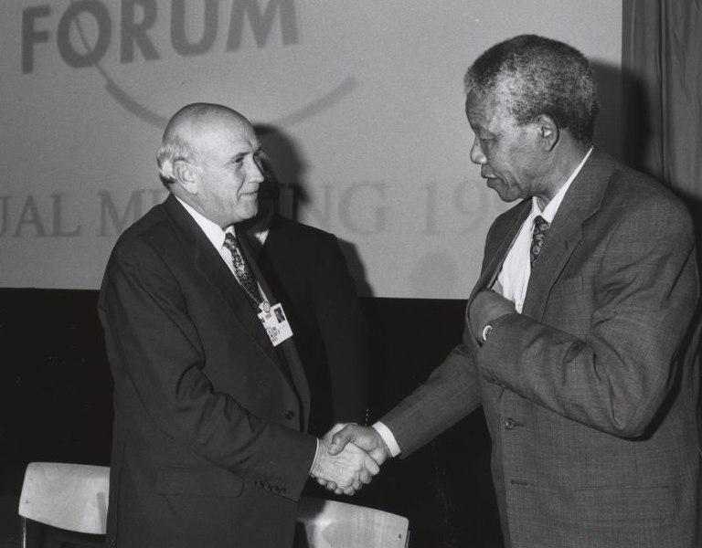 Nelson Mandela (VI): La liberación