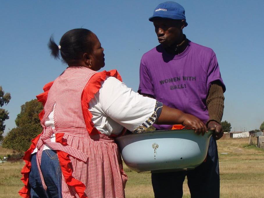 WomenWithBalls Sudafrica